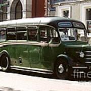 The Connemara Bus Art Print