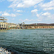 The Conowingo Dam Art Print