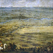The Conquest Of Lleida Art Print