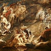 The Conversion Of Saint Paul Art Print