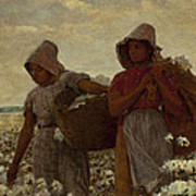 The Cotton Pickers Art Print