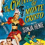 The Countess Of Monte Cristo, Us Poster Art Print