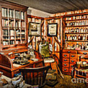 The Country Doctor Art Print