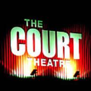 The Court Theatre Art Print