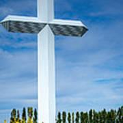 The Cross At Effingham Illinois Art Print