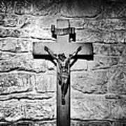 The Cross Art Print
