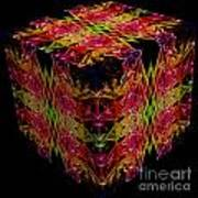 The Cube 1 Art Print