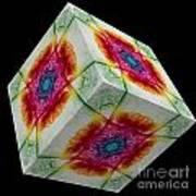 The Cube 10 Art Print