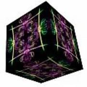The Cube 14 Art Print
