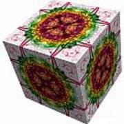 The Cube 5 Art Print