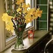 The Daffodils Art Print