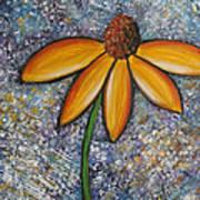The Daisy Art Print