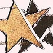 The Dance Of The Stars Art Print