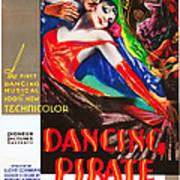 The Dancing Pirate, Us Poster Art Art Print