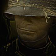 The Darkness Of War Art Print