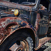 The Darlins Truck Art Print