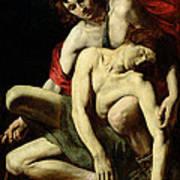 The Death Of Hyacinthus  Art Print