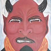 The Devil Is The Detail Art Print