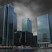 The Docklands Art Print