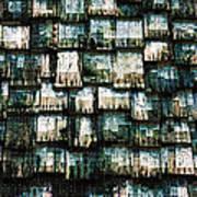 The Domino Roof Art Print