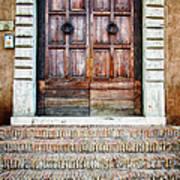 The Door At Number 5 Art Print