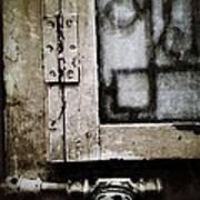 The Door Of Belcourt Art Print