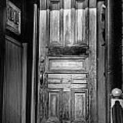 The Doorway Art Print