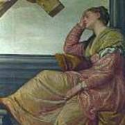 The Dream Of Saint Helena Art Print