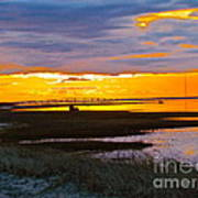 The Dream Of Sky Art Print by Q's House of Art ArtandFinePhotography