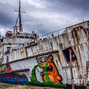 The Duke Of Lancaster Art Print