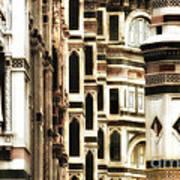 The Duomo Up Close Art Print