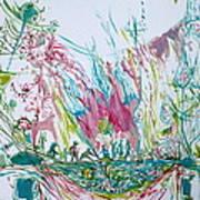 The Dwellers Art Print