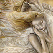 The Ecstasy Of Angels Art Print