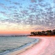 The Emerald Coast Print by JC Findley