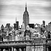 The Empire State Building Art Print by John Farnan