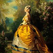 The Empress Eugenie Art Print