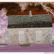 The Enchanted Cottage Art Print