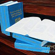 The Encyclopedia Of Newfoundland And Labrador - Joeys Books Art Print