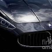 The Essence Of Maserati Art Print