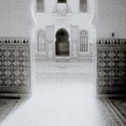 The Ethereal Doorway Art Print