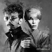 The Eurythmics Art Print