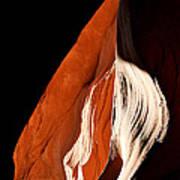 The Eye Of Lower Antelope Canyon Art Print