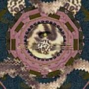 The Eye Of The Hidden Tiger Art Print
