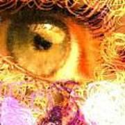 The Eyes 4 Art Print