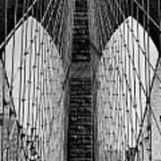 The Eyes Of The Bridge Art Print