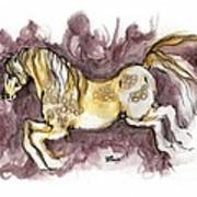 The Fairytale Horse 1 Art Print