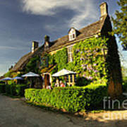 The Falkland Arms  Art Print