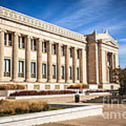 The Field Museum In Chicago Art Print by Paul Velgos