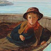 The Fisher Boy Art Print