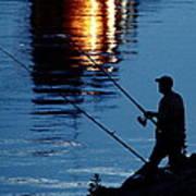 The Fisherman Art Print